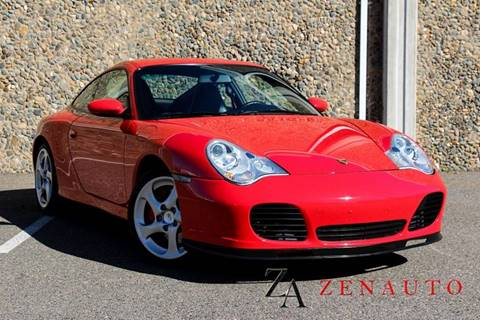 2004 Porsche 911 for sale at Zen Auto Sales in Sacramento CA