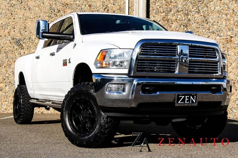 2011 RAM Ram Pickup 2500 for sale at Zen Auto Sales in Sacramento CA