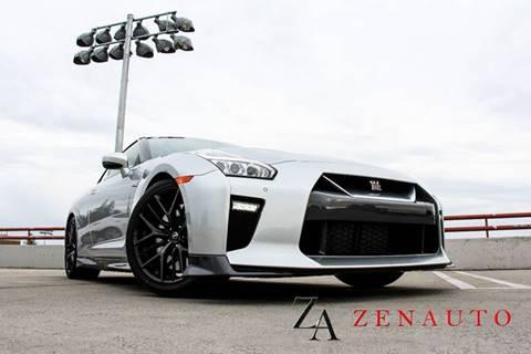 2017 Nissan GT-R for sale at Zen Auto Sales in Sacramento CA