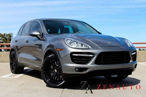 2011 Porsche Cayenne for sale at Zen Auto Sales in Sacramento CA