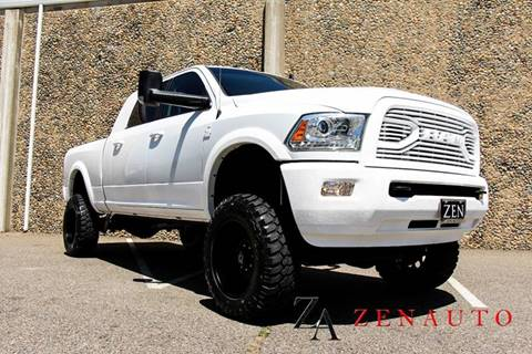 2014 RAM Ram Pickup 2500 for sale at Zen Auto Sales in Sacramento CA