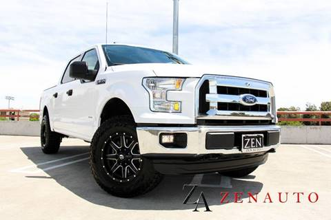 2016 Ford F-150 for sale at Zen Auto Sales in Sacramento CA
