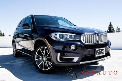 2015 BMW X5 for sale at Zen Auto Sales in Sacramento CA