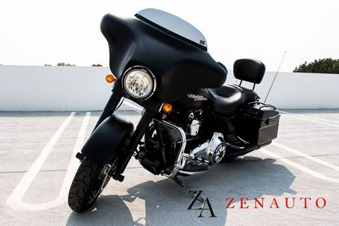 2013 Harley-Davidson Street Glide Bagger 103CI for sale at Zen Auto Sales in Sacramento CA