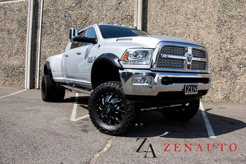 2015 RAM Ram Pickup 3500 for sale at Zen Auto Sales in Sacramento CA