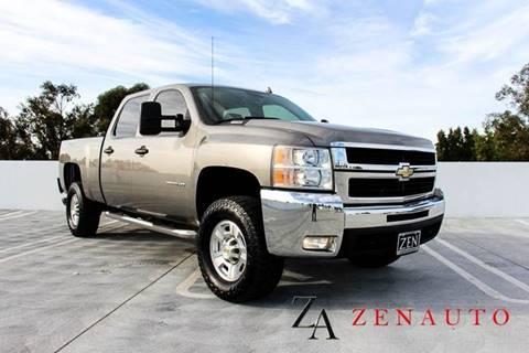 2007 Chevrolet Silverado 2500HD for sale at Zen Auto Sales in Sacramento CA