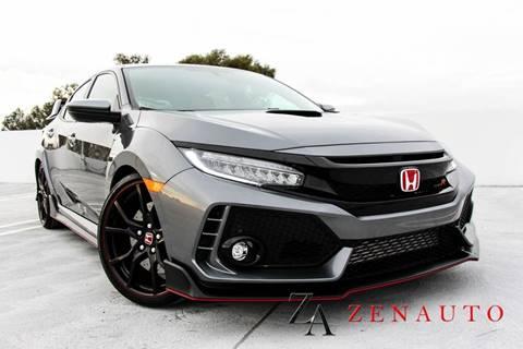2017 Honda Civic for sale at Zen Auto Sales in Sacramento CA