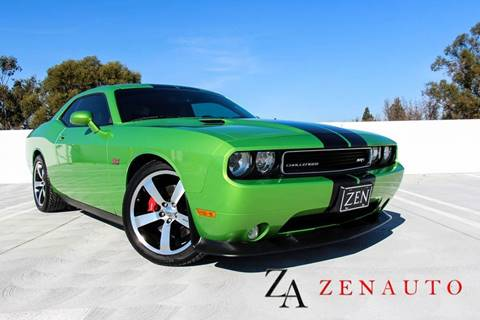 2011 Dodge Challenger for sale at Zen Auto Sales in Sacramento CA