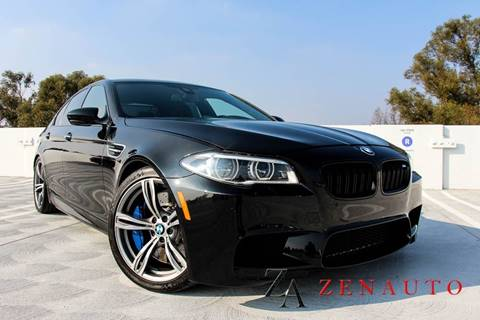 2014 BMW M5 for sale at Zen Auto Sales in Sacramento CA
