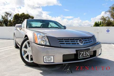 2005 Cadillac XLR for sale at Zen Auto Sales in Sacramento CA