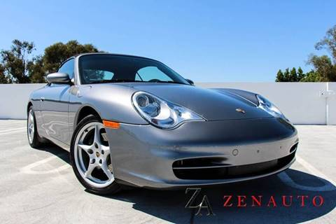 2004 Porsche 911 for sale at Zen Auto Sales in Sacramento CA