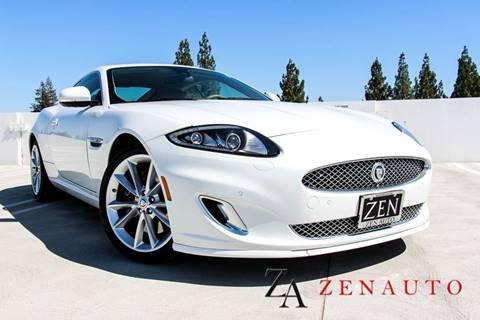 2014 Jaguar XK for sale at Zen Auto Sales in Sacramento CA