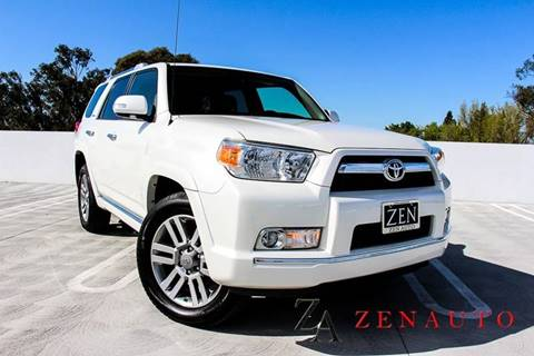 2013 Toyota 4Runner for sale at Zen Auto Sales in Sacramento CA