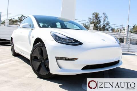2020 Tesla Model 3 for sale at Zen Auto Sales in Sacramento CA