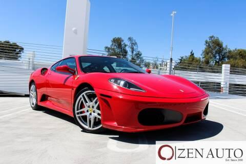 2007 Ferrari F430 for sale at Zen Auto Sales in Sacramento CA