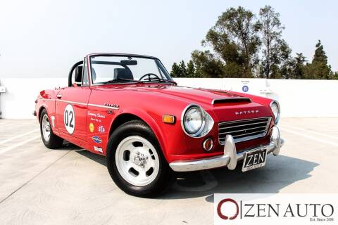 1969 Datsun 1600 for sale at Zen Auto Sales in Sacramento CA