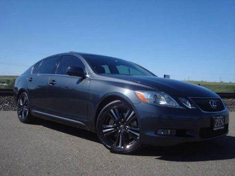 2006 Lexus GS 430 for sale at Zen Auto Sales in Sacramento CA