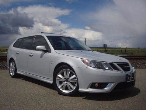 2008 Saab 9-3 for sale at Zen Auto Sales in Sacramento CA