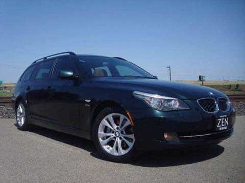 2009 BMW 5 Series for sale at Zen Auto Sales in Sacramento CA