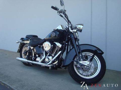 2005 Harley-Davidson Springer Softail Classic for sale at Zen Auto Sales in Sacramento CA