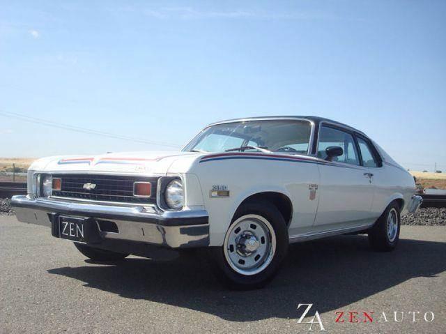 1974 Chevrolet Nova for sale at Zen Auto Sales in Sacramento CA
