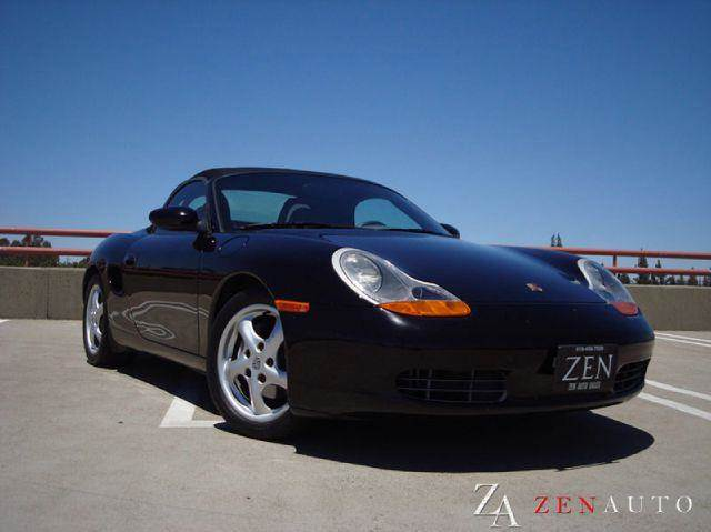 1999 porsche boxster convertible manual in sacramento ca. Black Bedroom Furniture Sets. Home Design Ideas