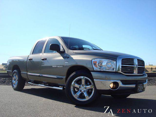 2007 dodge ram pickup 1500 slt big horn hemi in sacramento ca zen auto sales. Black Bedroom Furniture Sets. Home Design Ideas
