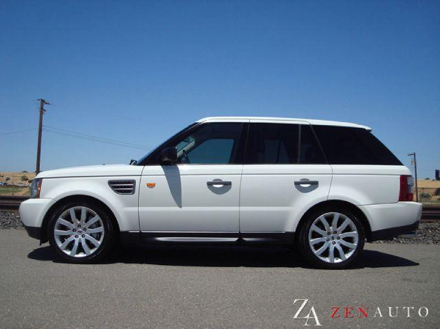 2008 Land Rover Range Rover Sport Sc Supercharged Hse In