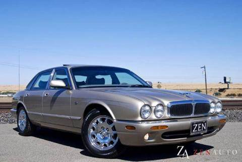 1998 Jaguar XJ for sale at Zen Auto Sales in Sacramento CA