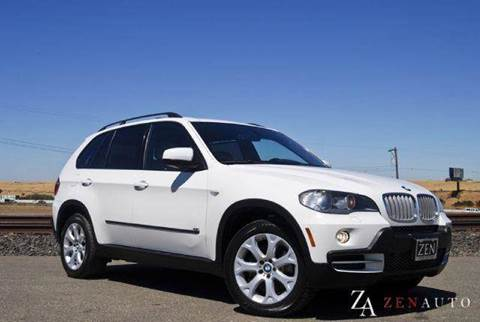 2008 BMW X5 for sale at Zen Auto Sales in Sacramento CA