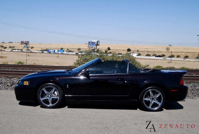 2004 Ford Mustang Cobra Svt Terminator Custom In