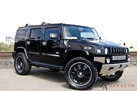 2006 HUMMER H2 for sale at Zen Auto Sales in Sacramento CA