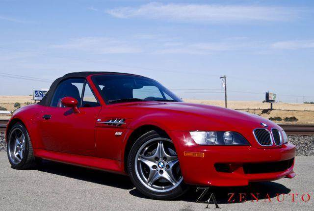 2000 Bmw M Z3 M Roadster Convertible M Pkg S52 In