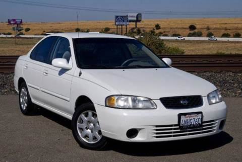 2000 Nissan Sentra for sale at Zen Auto Sales in Sacramento CA