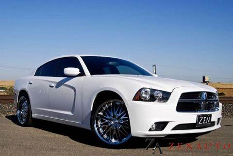 2011 Dodge Charger for sale at Zen Auto Sales in Sacramento CA