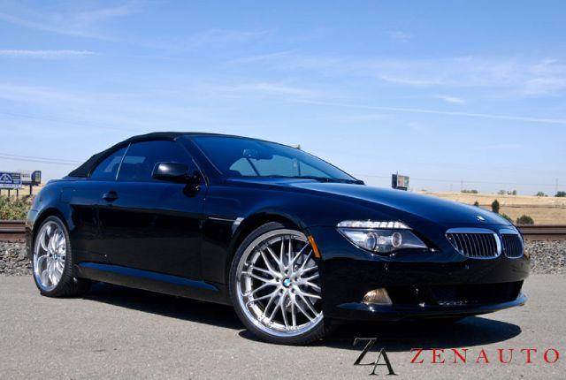 2008 bmw 6 series 650i convertible customized in sacramento ca zen 2008 bmw 6 series 650i convertible customized sacramento ca publicscrutiny Images