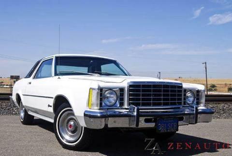 1977 Ford Granada for sale at Zen Auto Sales in Sacramento CA