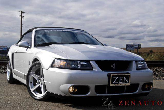 2004 Ford Mustang for sale at Zen Auto Sales in Sacramento CA
