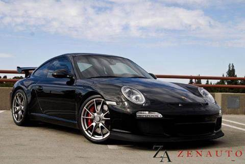 2010 Porsche 911 for sale at Zen Auto Sales in Sacramento CA