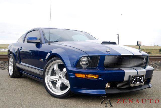 2008 Ford Mustang for sale at Zen Auto Sales in Sacramento CA