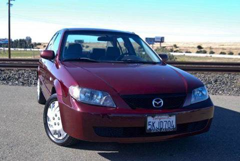 2002 Mazda Protege for sale at Zen Auto Sales in Sacramento CA