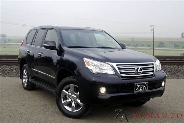 2012 lexus gx 460 premium in sacramento ca zen auto sales. Black Bedroom Furniture Sets. Home Design Ideas