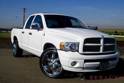 2005 Dodge Ram Pickup 1500 for sale at Zen Auto Sales in Sacramento CA