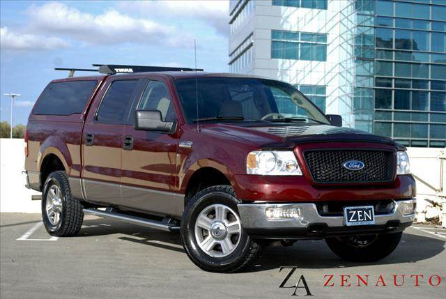 2005 ford f 150 xlt supercrew 4wd in sacramento ca zen auto sales. Black Bedroom Furniture Sets. Home Design Ideas