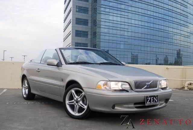 2001 Volvo C70 for sale at Zen Auto Sales in Sacramento CA