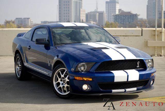 2009 ford mustang shelby gt500 svt cobra