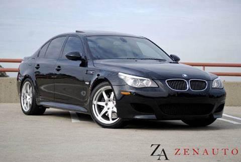 2010 BMW M5 for sale at Zen Auto Sales in Sacramento CA