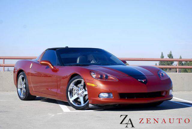 2005 chevrolet corvette c6 corvette coupe 1sb in. Black Bedroom Furniture Sets. Home Design Ideas