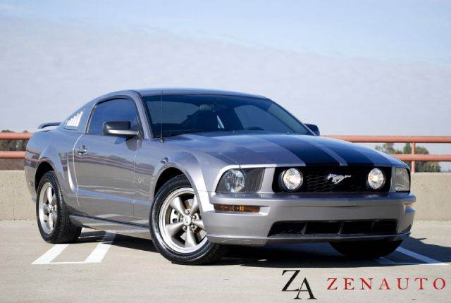2006 Ford Mustang for sale at Zen Auto Sales in Sacramento CA