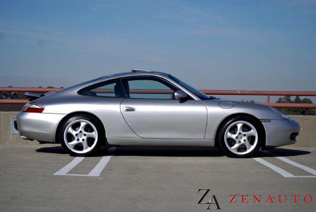2001 Porsche 911 996 C2 Carrera Coupe In Sacramento Ca Zen Auto Sales